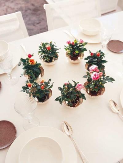 Ideas para decorar con rosas 4