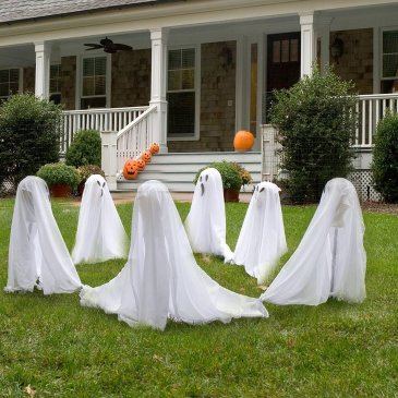 Decora tu jard n para halloween for Decora tu jardin