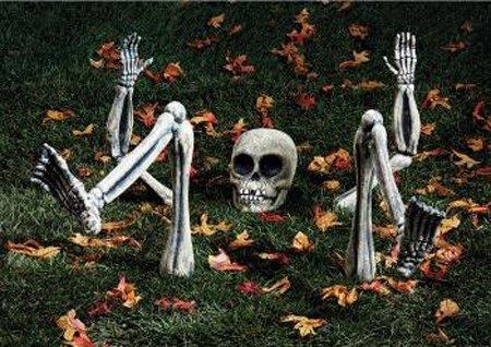 Decora tu jard n para halloween for Ideas para decorar tu casa en halloween