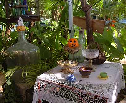 Decora tu jardín para Halloween-06