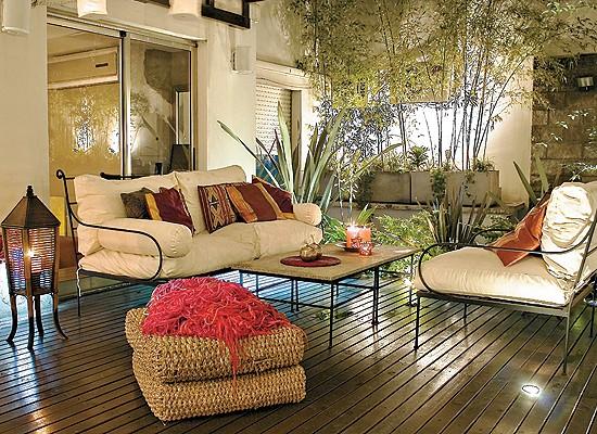 Preparemos nuestro rincon para la primavera for Almohadones para sillones jardin