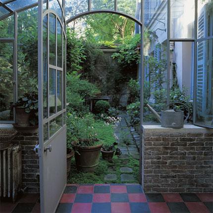 Algunas Ideas Para Jardines Pequenos - Suelos-para-jardines-pequeos