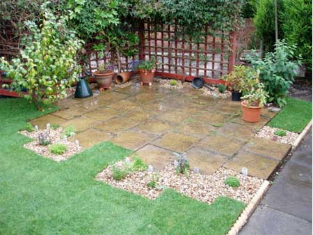 Algunas ideas para jardines peque os - Decoracion de pequenos jardines ...