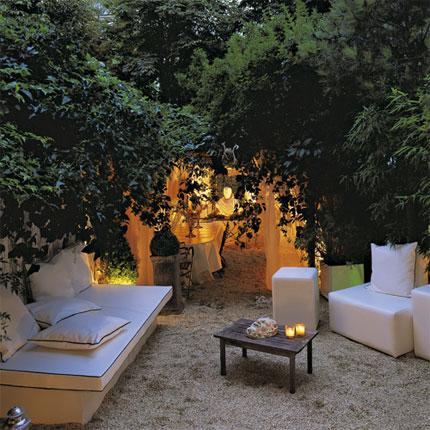Algunas ideas para jardines peque os for Deco jardin pequeno