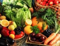 imagen Frutas y verduras contra el estrés