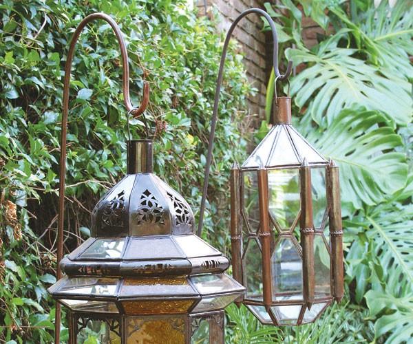 Divertidos objetos para decorar tu jard n - Objetos rusticos para decoracion ...