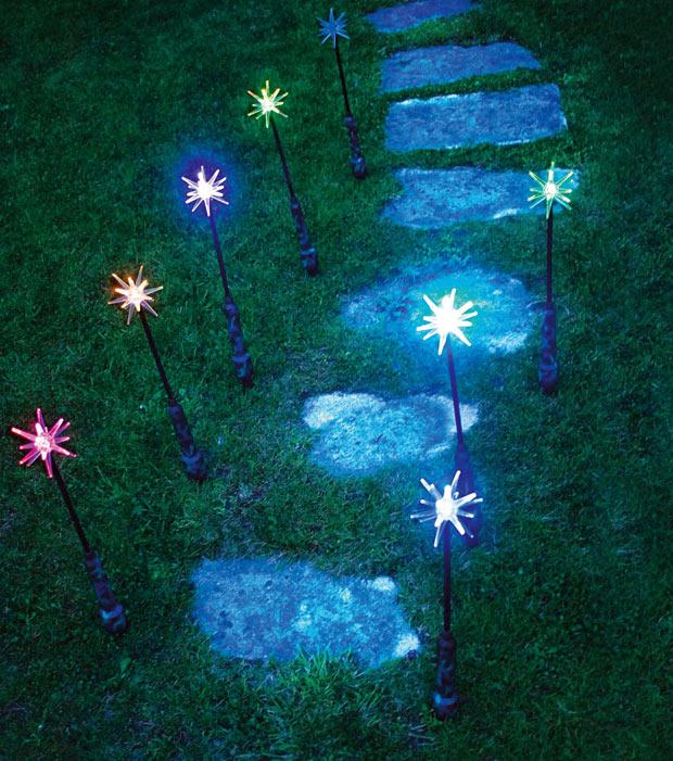 Ideas para decorar tu jard n en navidad for Adornos de jardineria