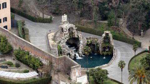 Jardines del vaticano abiertos para visitas p blicas for Jardines vaticanos