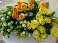 imagen Atenciones y cuidados a flores de jardín