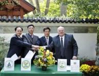 imagen Intercambio con instituciones botánicas de China