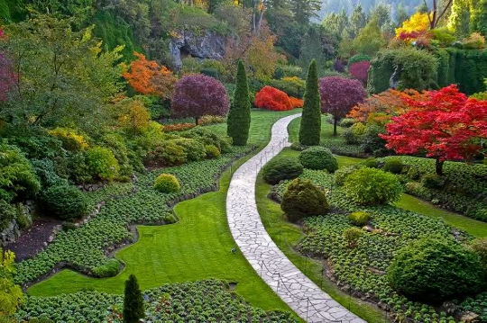 5 jardines bot nicos que no querr perderse for Budas grandes para jardin