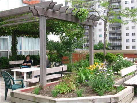 Jardines en terrazas for Jardines urbanos en terrazas