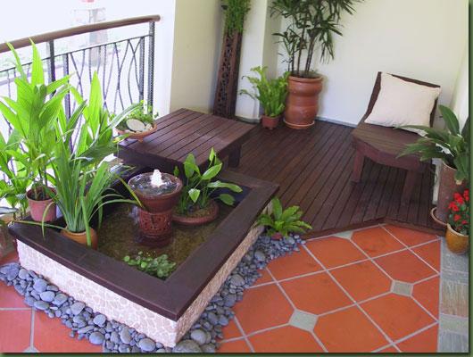 Decoracion Zen Barata ~ Jardines en terrazas Art?culo Publicado el 03 03 2012 por Libelula