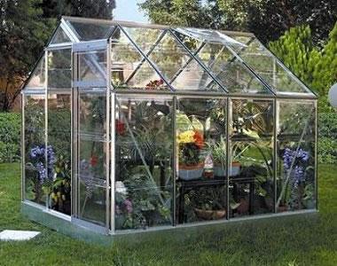 Invernadero para la terraza gu a de jardiner a for Vivero casa jardin