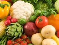 imagen Productos del jardín orgánico