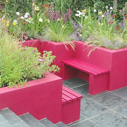 Jardines modernos decoracion v rias id ias - Decoracion jardines modernos ...