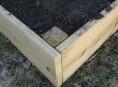 imagen Construir una cama para verduras
