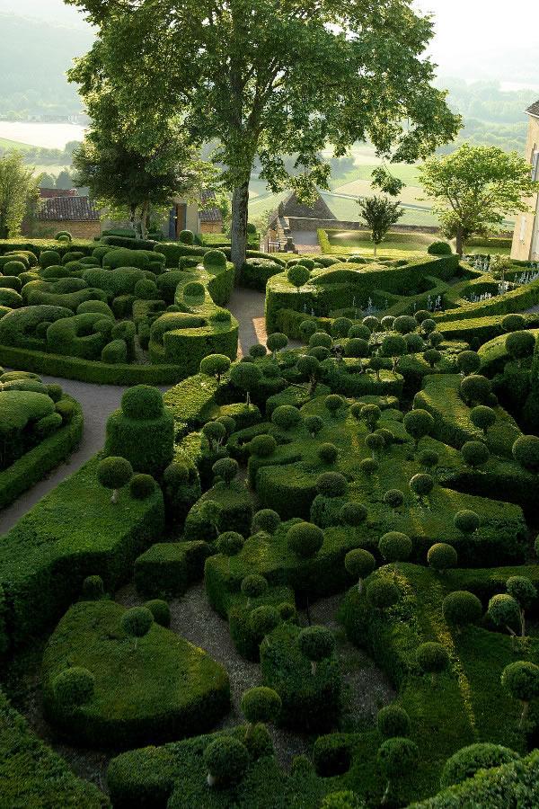 jardines increible de Marqueyssac 3