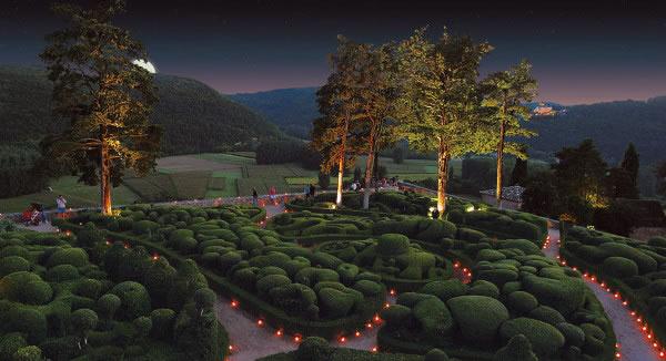 jardines increible de Marqueyssac 4