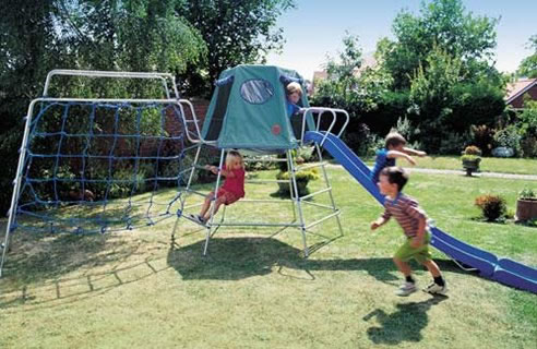 Juegos de niños para el jardín