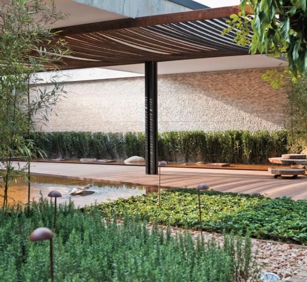 Jardines de dise o encantador - Diseno de jardines para casas ...