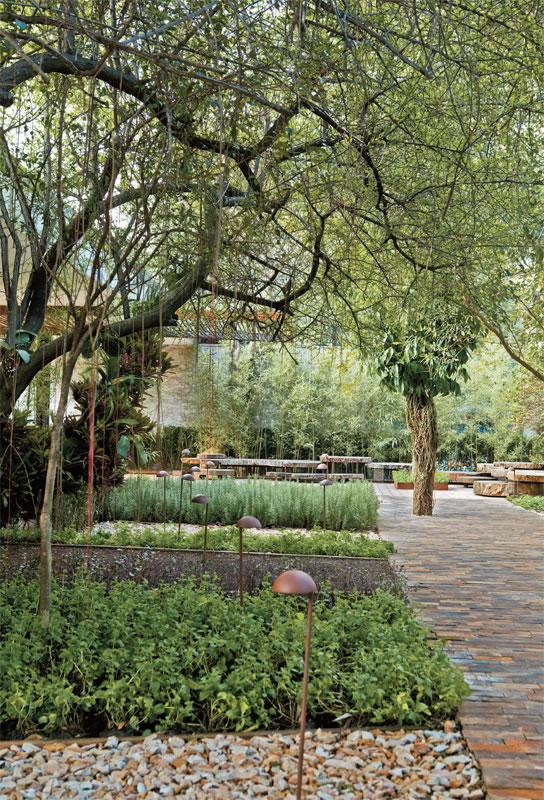 Jardines de diseño encantador 2