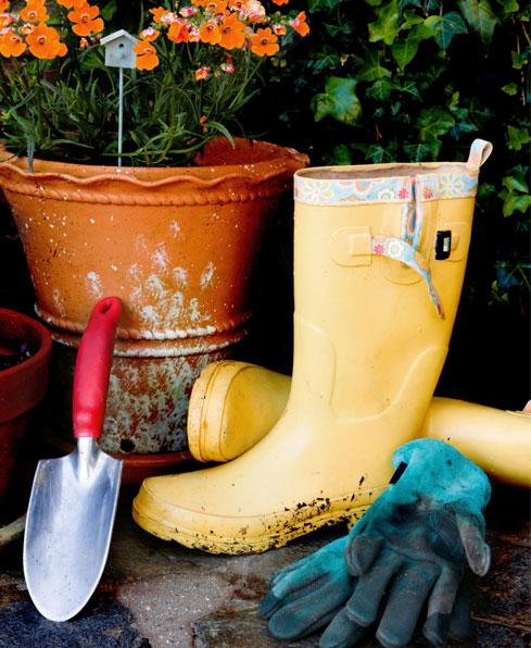 Herramientas jardineria