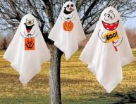 imagen Decorar el jardín en Halloween
