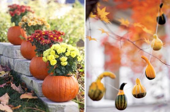 Decorar el jardín en Halloween 5