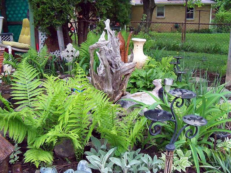 Elementos decorativos para el jardín 2