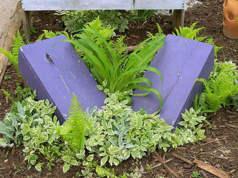 Elementos decorativos para el jardín 3