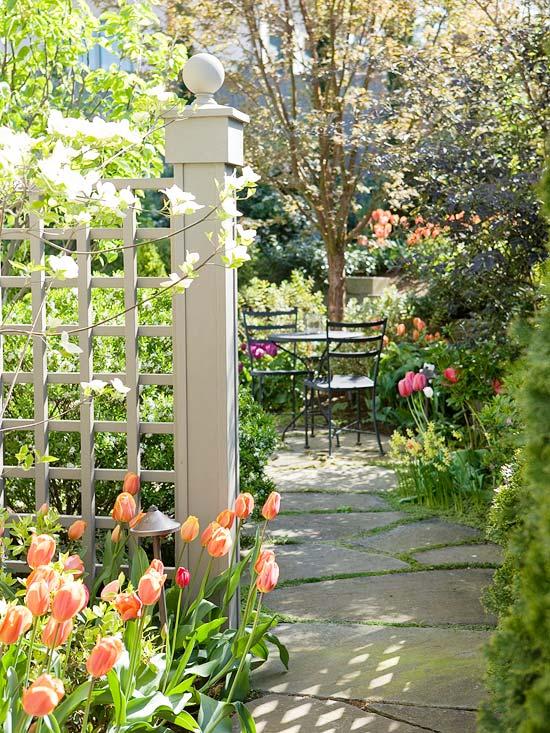 Su patio como un refugio perfecto1