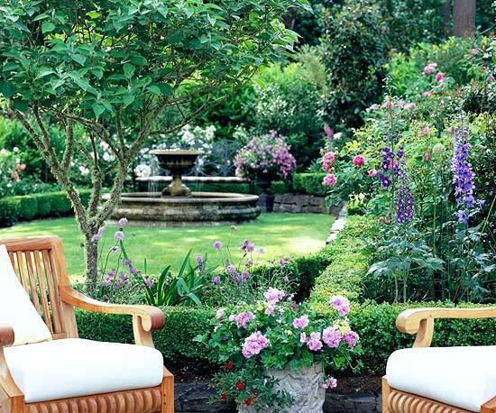 Su patio como un refugio perfecto4