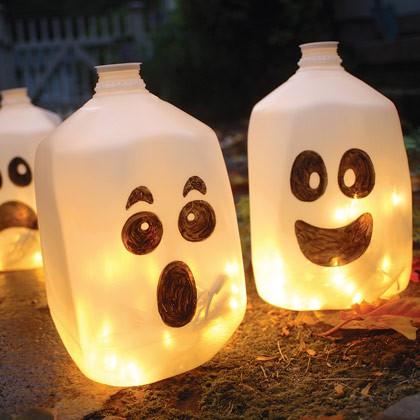 Halloween en el jardín 2