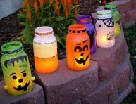 imagen Halloween en el jardín