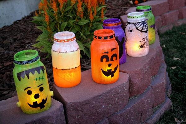 Halloween en el jardín 4