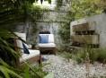 imagen Un pequeño jardín en San Francisco