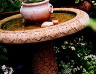 imagen Fuentes y decoración del jardín