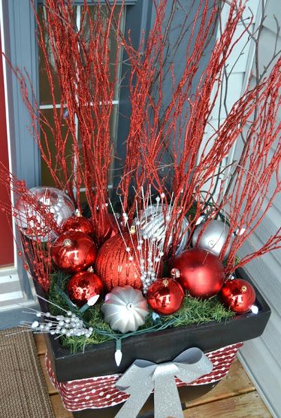 Como decorar el porche en navidad - Como adornar en navidad ...