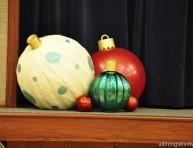 imagen Grandiosa decoración navideña