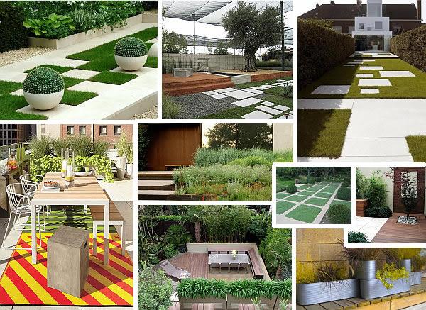 geometría del jardín 1
