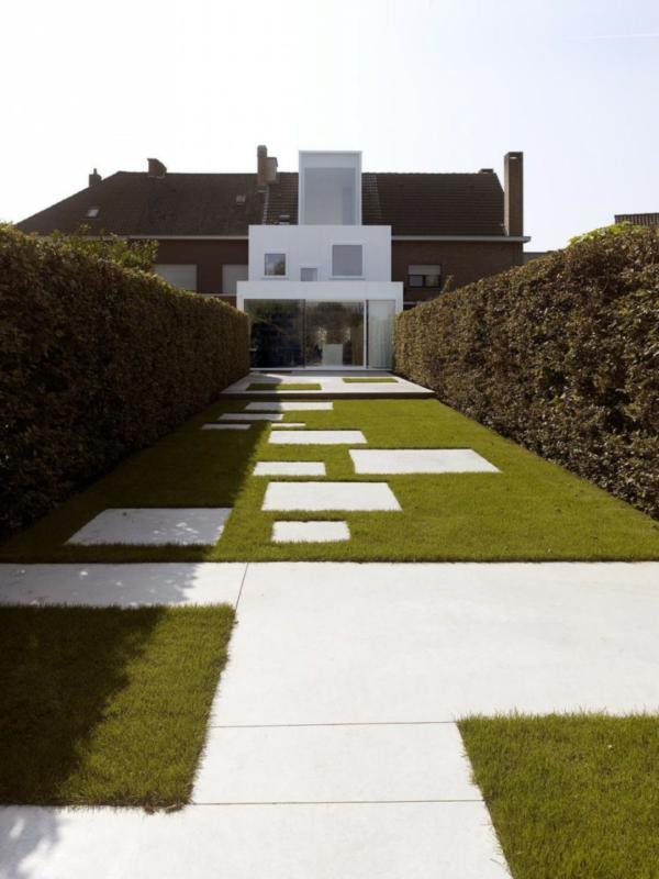 geometría del jardín 3