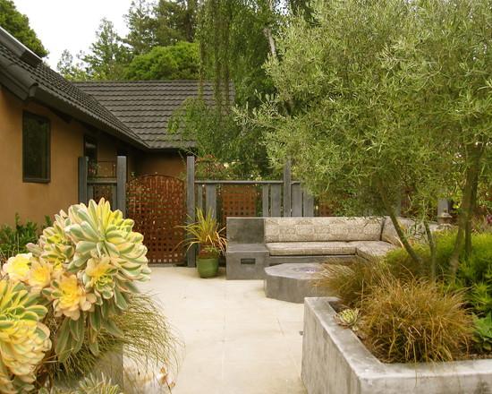 Un jardín mediterráneo en California 6