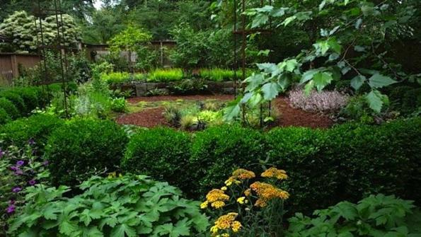 Jardín privado 8