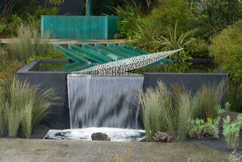 Estilo moderno en el jardín 2