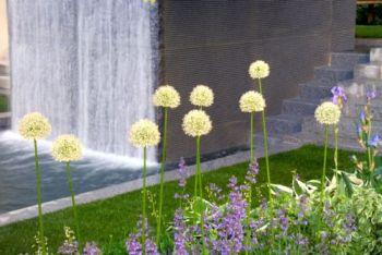 Estilo moderno en el jardín 5