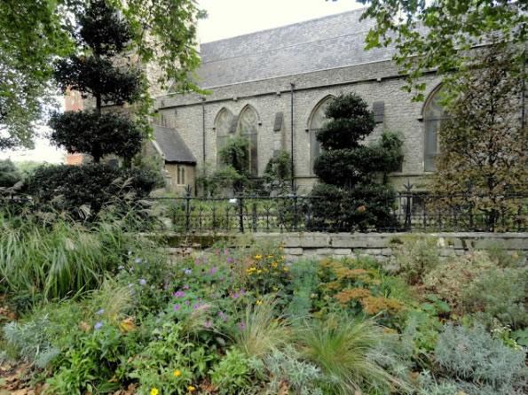 Garden Museum de Londres 2