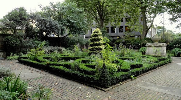 Garden Museum de Londres 9
