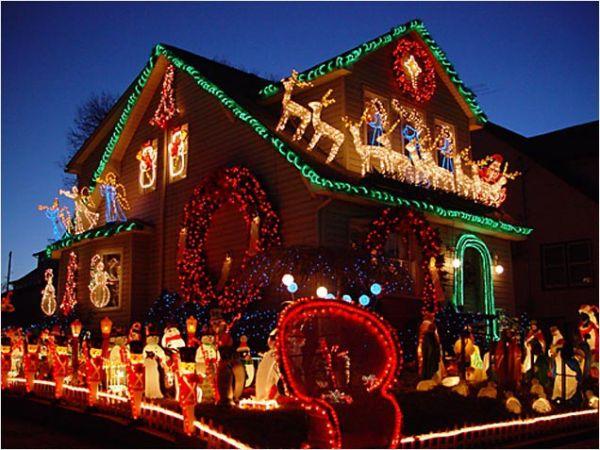 decoraciones navideñas de exterior 1