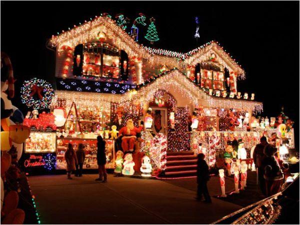 decoraciones navideñas de exterior 2